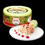 Petsgoal x 忌廉哥 吞拿魚+雞肉 貓罐頭 70g