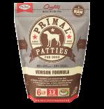 PRIMAL - Canine Frozen Formula **急凍**鮮肉狗配方 - 鹿肉 6 lb