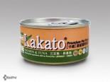 Kakato 714 三文魚+吞拿魚 70G