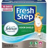 Fresh Step FSOS25 特強持久清香配方 凝結貓砂 25lb x 2 盒優惠
