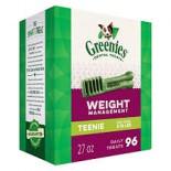 Greenies Teenie Weight Control 牙齒骨 96支