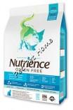 Nutrience 天然無穀物7種魚全貓配方 - 5 kg