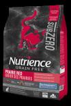 Nutrience SubZero 冷凍脫水鮮牛肝 無穀物紅肉+海魚 全貓配方 5LB