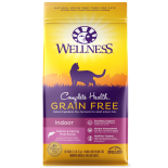Wellness Complete Health  9207 無穀物室內貓三文魚鯡魚配方 11lbs8oz