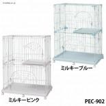 日本 IRIS.室內日系二層貓籠 PEC-902