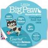 Little Big Paw LBP-C85S 傳統大西洋三文魚貓餐盒 85G x 8包原盒優惠