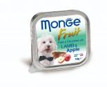 Monge 羊肉蘋果鮮肉罐頭 100g x 32