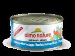 almo nature legend Tuna, Chicken and Cheese 雞肉芝士鮪魚(吞拿魚) 貓罐頭 70g