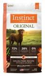 Natures Variety Instinct 無穀物三文魚犬糧 04lb