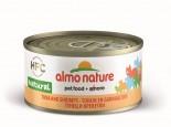 almo nature legend Tuna and Shrimps 鮮蝦鮪魚(吞拿魚) 貓罐頭 70g 貓罐頭 70g