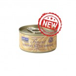 Fish4Cats CSW897 沙甸魚及鮮蝦貓罐頭 70g x 10罐原條優惠