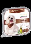 Nunavuto NU-17 狗罐頭 美味牛肉 100g