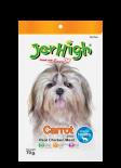 JerHigh 狗小食 Jer07-70g 紅蘿蔔雞肉條 70g