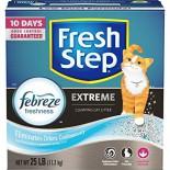 Fresh Step FSEO25 雪山礦泉清香配方 凝結貓砂 25lb x 2 盒優惠