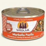 Weruva Marbella Paella 鯖魚片+魷魚圈+海蝦+青口 156g