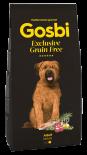 Gosbi 無穀物低敏大型成犬配方 12kg