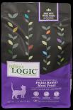 Nature's Logic 自然邏輯 LG-1001 兔肉全貓糧 原野低敏配方 07.7lb