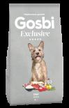 Gosbi 小型成犬減肥蔬果配方 02kg