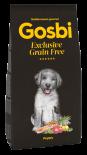 Gosbi 無穀物低敏全犬種幼犬配方 03kg