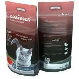 ***試用價40元** Cozie Cat 淡玫瑰香味 低粉塵除菌球形礦砂10L