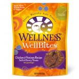 Wellness 89162 WellBites 雞肉鹿肉嚼片 8oz