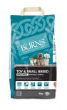 Burns Toy & Small Breed - Chicken & Rice 小型犬雞肉糙米配方 02kg