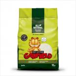 Garfield Cat Litter(綠色)加菲貓凝結貓砂-幼顆粒可沖廁玉米+木薯 10Lb