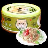 Petsgoal x 忌廉哥 雞肉+牛肝 貓罐頭 70g