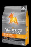 Nutrience 天然凍乾外層 鮮雞肉 小型成犬配方 5lb
