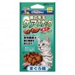Cattyman 81233 - 去毛球 吞拿魚味 貓小食 35g (綠)