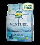 Earthborn Venture Alaska Pollock Meal & Pumpkin 阿拉斯加鱈魚+南瓜 低敏單一蛋白無穀物狗糧 25lb