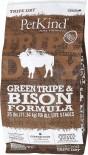 PetKind Green Tripe & Bison 無穀物野牛肉配方狗糧 25lb