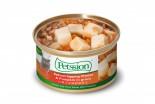 Petssion 汁煮三文魚野菜車達芝士 貓罐頭 85g