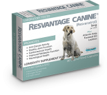 "RESVANTAGE® ""白藜蘆醇"" 新一代抗衰老及抗癌營養品 (犬用) 30粒"