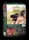 Canidae PURE 無穀物野牛+扁豆+胡蘿蔔配方狗糧 04 lbs
