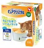 GEX FP92458 - 貓用循環式飲水機 (橙色) 1.5L