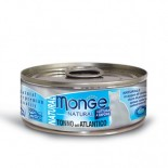 Monge Super Premium 系列 貓罐頭 80g - 大西洋吞拿魚