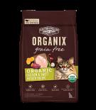 ORGANIX® 無穀物全貓糧 – 有機雞肉甜薯配方 6lb (NEW)