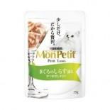 Mon Petit luxe 極尚料理包 吞拿魚+白飯魚 35g  x 12包原盒同款優惠