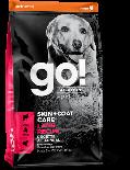 GO! SOLUTIONS 1302922 護膚美毛系列 羊肉狗糧配方 12 lb