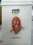 ** 購物滿3000元贈品** Vigor & Sage 密封塑膠大糧桶一個