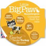 Little Big Paw LBP-C85T 傳統火雞貓餐盒 85G x 8包原盒優惠