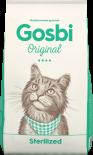 Gosbi 絕育及體重控制護理蔬果成貓配方 03kg