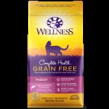 Wellness Complete Health  9206 無穀物室內貓三文魚鯡魚配方 5lbs8oz