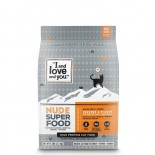I And Love And You POULTRY A PLENTY 極尚無穀物火雞配方 貓乾糧 5lb
