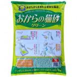 HITACHI - 綠色綠茶味豆腐貓砂 6L