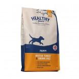 Healthy Paws [43091]- 火雞肉糙米幼犬狗糧 6kg