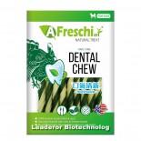 A Freschi Srl [AKD03] 雙色螺旋潔牙骨 (薄荷+高鈣) 12支