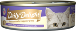 Daily Delight DD55 白鰹吞拿魚+銀魚 80g x 24