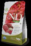 Farmina N&D Quinoa Functional Feline – Urinary Duck 藜麥功能天然貓糧 – 鴨肉 泌尿護理 1.5kg